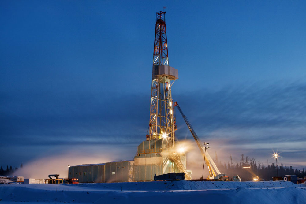 Exploration | Drilling Point