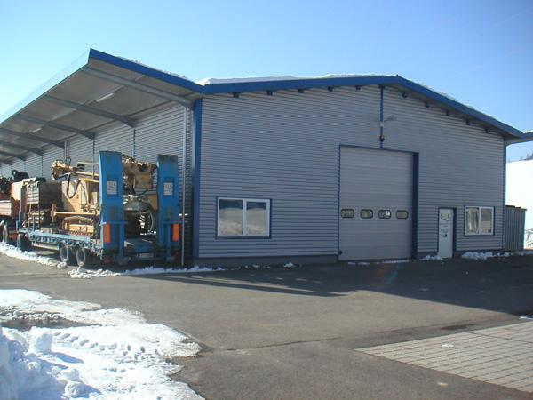 S&K Brunnenbohr Ltd | History