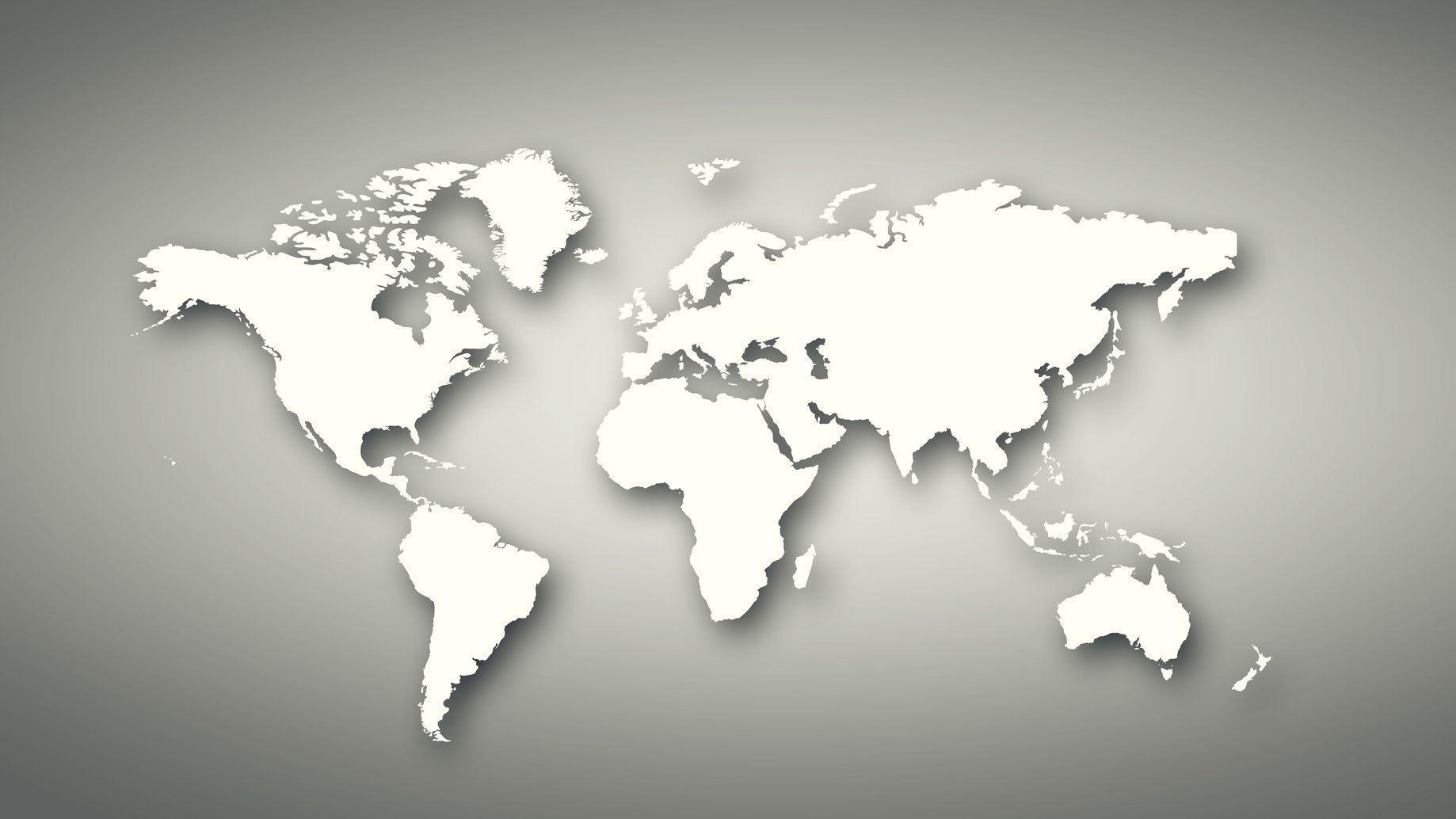 Exploration | World map